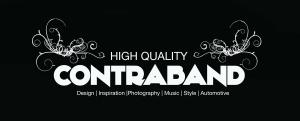 High Quality Contraband Logo